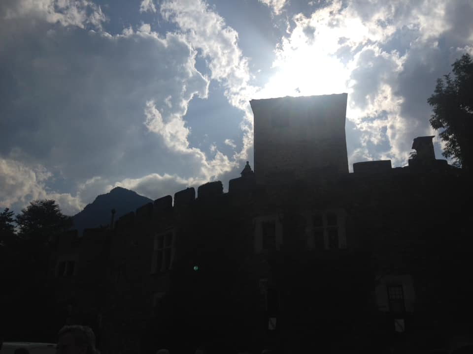 20190811 Castello Di Introd 3