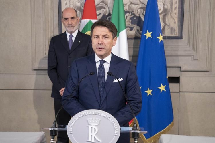 20190904 Giuseppe Conte