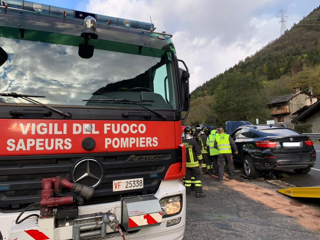 Incidente a Derby: due uomini in Ospedale