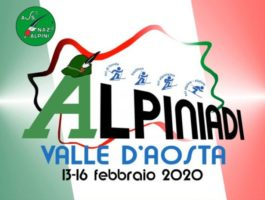 Alpiniadi in Valle d\'Aosta