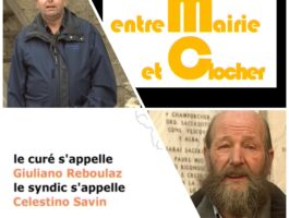 Entre Mairie et Clocher : Champorcher